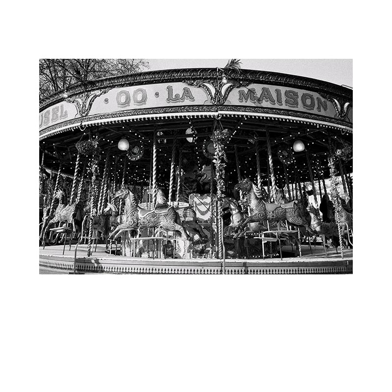 Shannon's Carousel Paris