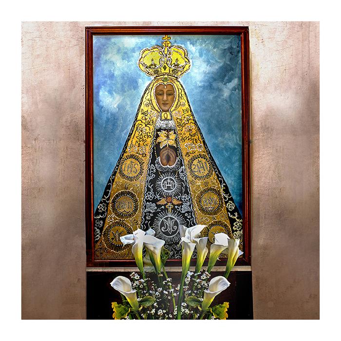 Madonna Oaxaca