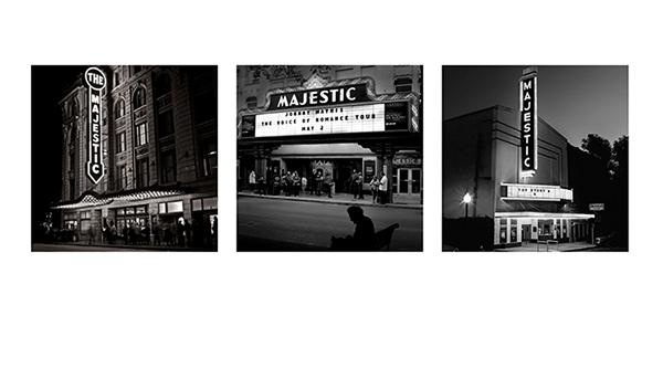 Majestic Triptych