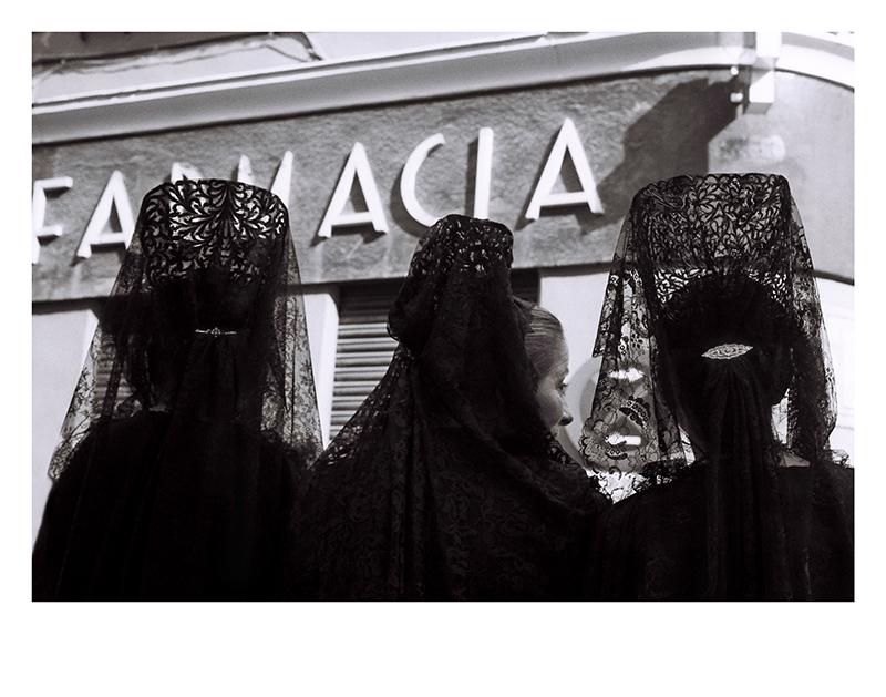Mantillas Sevilla