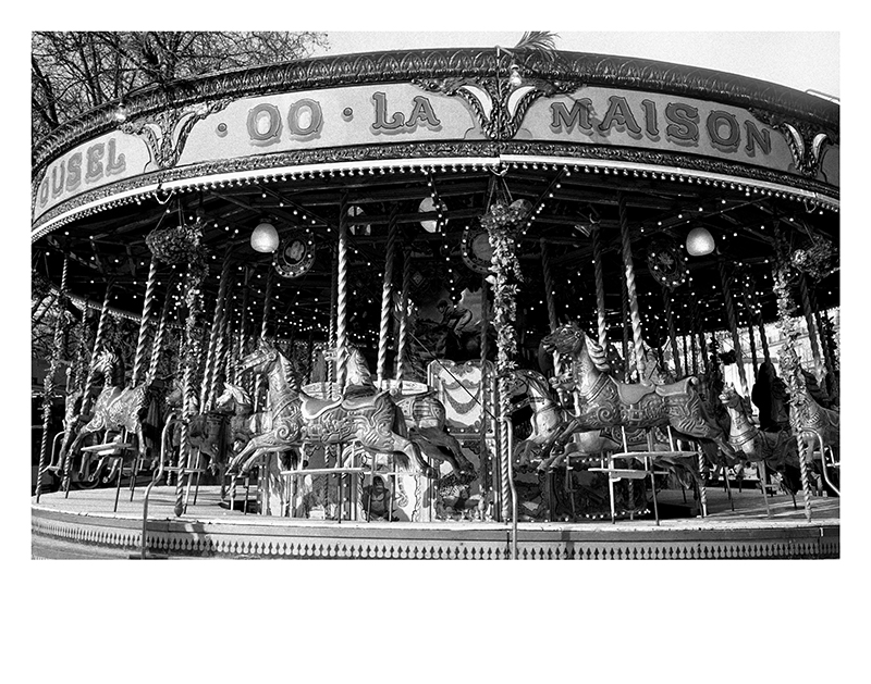 Shannon's Carousel