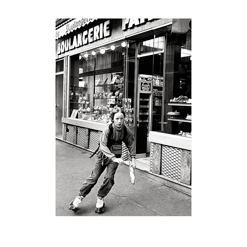 Skater Paris