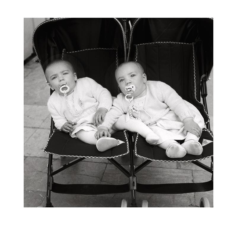 Spanish Twin Babies