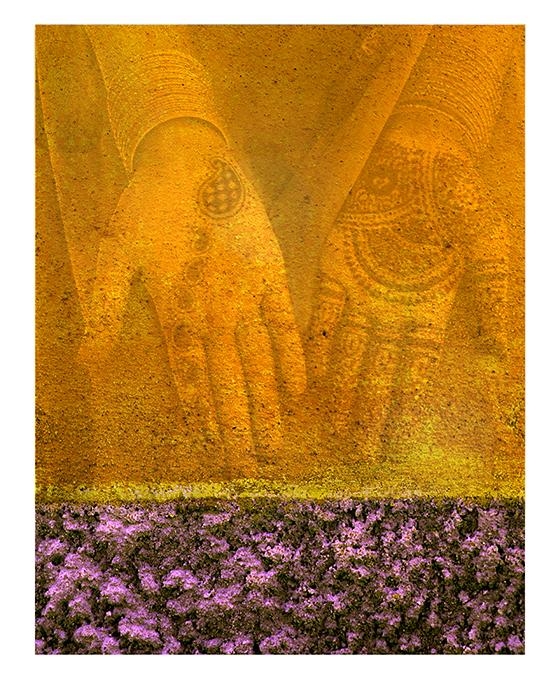 Henna Wall